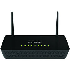 Netgear AC1200 Dual-Band Wi-Fi Router with 2 x External Antennas | R6220-100NAS