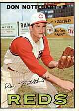 1967 Topps 269 Don Nottebart VG #D345408
