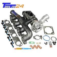 Turbolader FORD Transit 2.4Di 90PS Puma 49135-06015 3C1Q6K682EA + Montagesatz