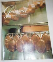 Gourmet Magazine Wimbledon Watercress June 1976 102214R