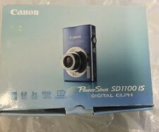 Canon PowerShot | SD1100 IS 8.MP Digital Camera. Works