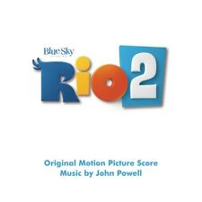 John Powell - Rio 2, 1 Audio-CD (Soundtrack)