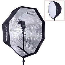"NEEWER 80cm/ 32"" Portable Octagon Umbrella Softbox for Speedlite Studio Flash UK"