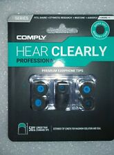 BRAND NEW COMPLY PROFESSION PREMIUM EARPHONE TIPS P-SERIES SIZE L US SELLER