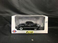 American Heritage 1/43 1950 Ford 2 Door Sedan Black