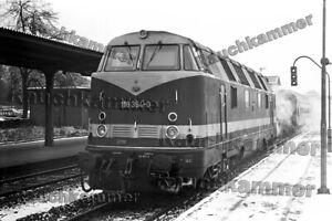 PE-Foto 10x15 DR 118 354-0 Helmstedt 1970 / F212873