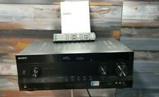 New ListingSony Str-Dh830 7.1 Channel Home Theater Receiver 980 Watts *Fully Refurbished*