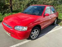 1995 N Ford Escort 1.6 Ghia - genuine 40000Miles only, no reserve 99p start