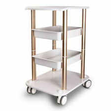 For Beauty Machine Spa Salon Instrument Table Stand Trolley Cart Storage Holder