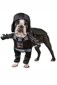 Petco Star Wars Darth Vader Sound Costume XL Dogs Cosplay Birthday Comic Con