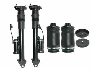 Rear air suspension  AND shock strut absorber For Mercedes GL CLASS ML W166 X166