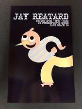 Jay Reatard - Live At Fingerprints 8/19/09 Concert Poster Orig. Press Ty Segall