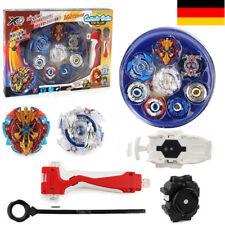 Beyblade Burst Evolution Kit Set Arena Stadion Spielzeug Geschenk Battle Blau DE