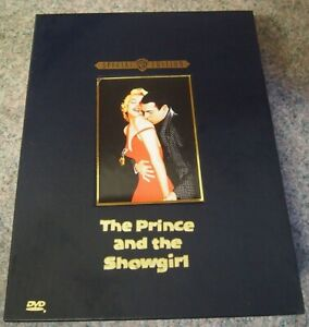 """MARILYN MONROE """"THE DELUXE COLLECTION"""" THE PRINCE & THE SHOWGIRL DVD"""