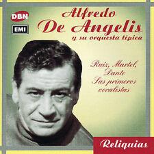 Ruiz/Martel/Dante, Sus Primeros Vocalistas by Alfredo de Angelis (CD,...