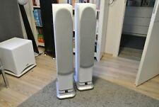 1 Paar Phonar Ethos S180 G Carbon weiß Standlautsprecher 150 Watt TOP