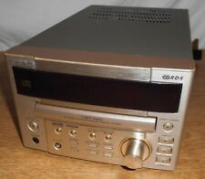 TEAC CR-H100 micro Hi-fi CD FM/AM Receiver 3x Aux Input New Laser Fitted GWO