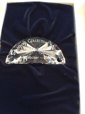 Swarovski Scs Isadora 2002 Title Plaque