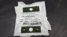 2 EA HARD DOOR STRIKER RETAINERS HMMWV M998 HUMVEE 12339006 CP5B8R