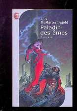 Lois McMASTER BUJOLD Paladin des âmes J'ai Lu Fantasy 8174 2006 (stock ancien)