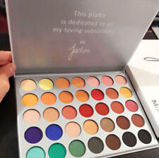 35 Colors Pro Cosmetics Shimmer Eyeshadow Palette Beauty Makeup Matte Eye Shadow