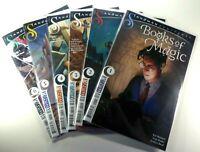 DC/Vertigo BOOKS OF MAGIC (2018) #1 2 3 4 5 6 1st Prints NM (9.4) Ships FREE!