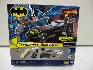 Revell Pinewood Derby Trophy Series Batman Batmobile