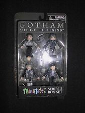 "Gotham ""Before the Legend"" Minimates - Series 2 Box Set - 4-pack"