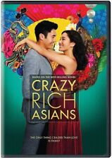 Crazy Rich Asians [New DVD] Eco Amaray Case