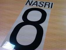 Original Champion League Nameset Sporting Id (Dzeko, Nasri)