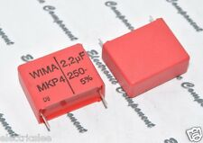 2pcs - WIMA MKP4 2.2uF (2,2uF) 250V 5% pitch:22.5mm Capacitor MKP4F042205I00JSSD