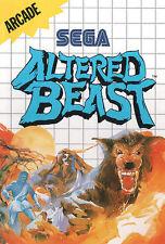 ## SEGA Master System - Altered Beast / MS Spiel ##