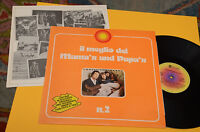 MAMA'S And Papas LP The Better VOL2 1° St Orig Italy 1976 NM! Insert