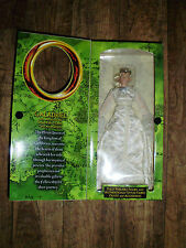 LORD OF THE RINGS FELLOWSHIP RING GALADRIEL 12-INCH  DOLL FIGURE 2002 MINT