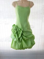 Jordon Fashions Green Sweetheart Short Prom Formal Gown  Size 10 Style #AE406M