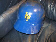 Tim Tebow 2017 Mets Game used batting helmet very rare