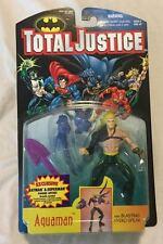 Aquaman DC Comics Super Heroes Kenner MOC BRAND NEW 1996 Total Justice Batman