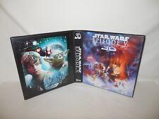 Personalizados Star Wars The Empire Strikes Back 3D Carta Álbum Fácil