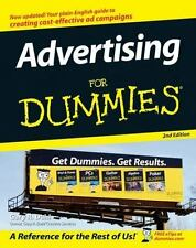 Advertising for Dummies (Paperback or Softback)
