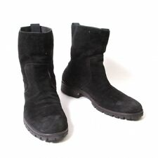 Yohji Yamamoto POUR HOMME Suede Leather Boots Size US 9(K-51357)