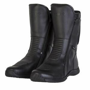 Spada Hurricane 2 WP Motorcycle Boots Black 38