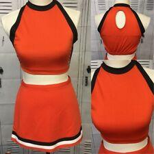 Real Cheerleading Uniform Adult L