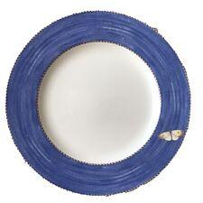 Wedgwood Sarah's Garden Speiseteller Essteller blau Ø 27,5 cm (4)