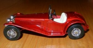 MATCHBOX MODELS OF YESTERYEAR 1934 RILEY M.P.H. Y-3