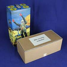 Stülpdeckel-Karton, DUX  ASTROMAN, replacement cart, 100 % authentisch, perfekt!