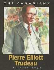 Pierre Elliott Trudeau (Canadians)-ExLibrary