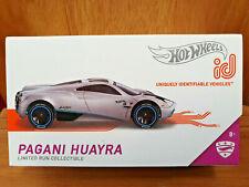 Hot Wheels ID 2020 Supercars 02/04 Pagani Huayra in Spectraflame HILITE Purple