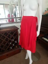 Designer C/MEO Collective SzL Wrap Skirt.Easy fit wrap.As new cond