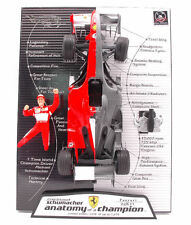 Hot Wheels Ferrari 248 F1 Anatomy Of A Champion Michael Schumacher 2006 1 18