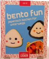 Bento fun + Japanisch kochen für unterwegs Kochbuch Ideen für die Bentobox (36)